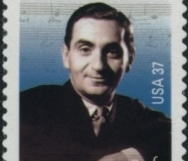 Irving Berlin Stamp