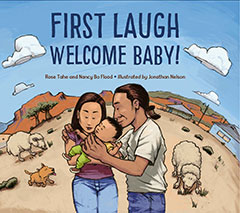 First Laugh, Welcome Baby!