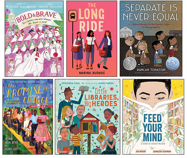 Books about children's education