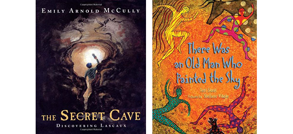 Books about Cave Paintings