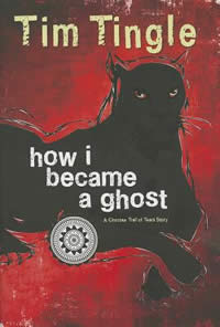 how I became a ghost bt tim tingle