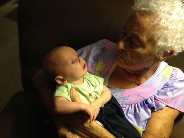 Grandma & Archer
