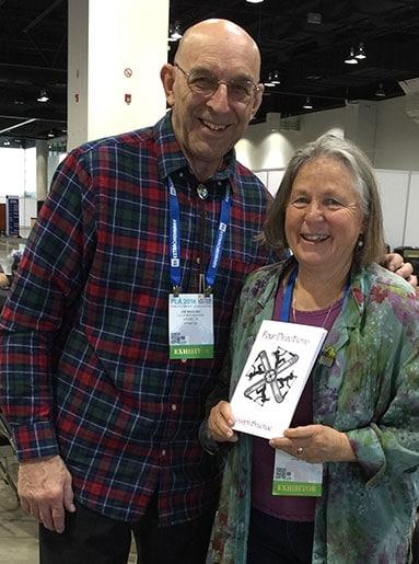 Joseph Bruchac and Nancy Bo Flood