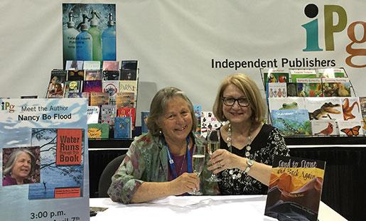 Sylvia Vardell and Nancy Bo Flood