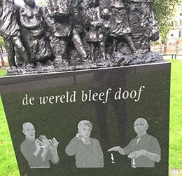 Amsterdam war memorial