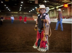 photo ny Jan Sonnenmaier from Cowboy Up! by Nancy Bo Flood